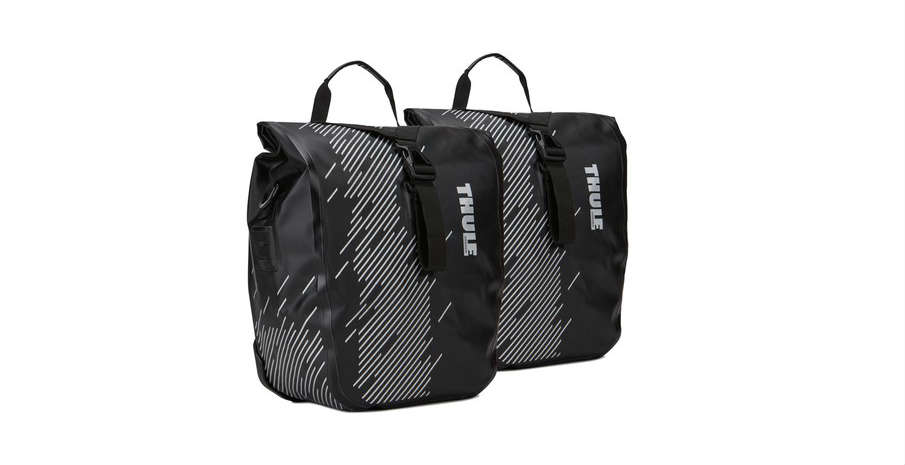 Велосумки Pack'n Pedal Shield Pannier Small (2 шт.)