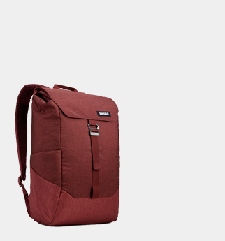 Рюкзак Thule Lithos Backpack 16L, Dark Burgundy