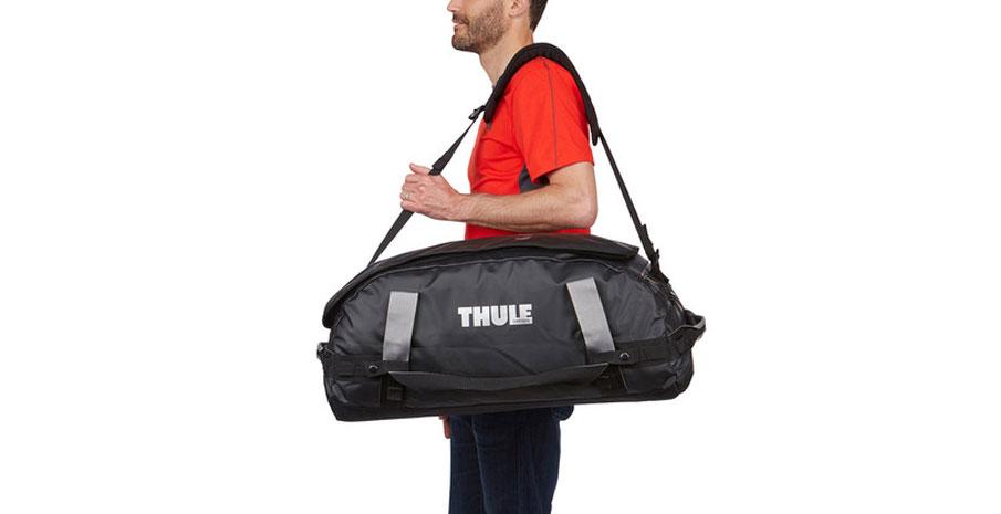 6101d679 Спортивная сумка-баул Thule Chasm 70 L, синяя CHASM70L (арт. Thule ...