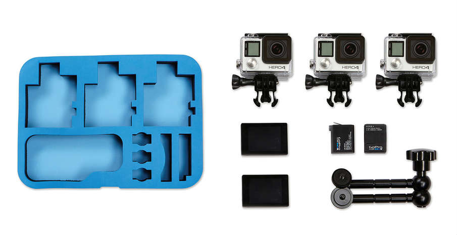 Рюкзак Legend GoPro Black 3203102