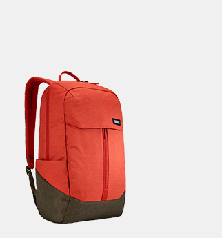 Рюкзак Thule Lithos Backpack 20L, Rooibos/Forest Night